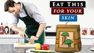 7 Best FOODS for SKIN health | Eat this for BETTER SKIN
