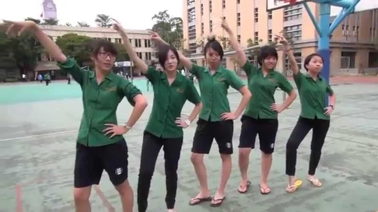 北一女中109屆 三年樂班畢業影片 - YouTube
