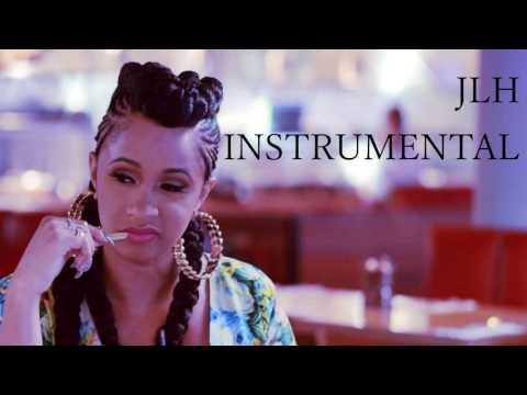 Cardi B - Strippa Hoe - Instrumental