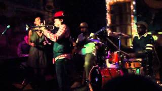 "Kermit Ruffins ""If I Only Had A Brain,"" (Live, Blue Nile, 2"