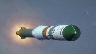 Launch of Progress MS-10 Spacecraft atop Soyuz-FG Rocket (Return to Flight)