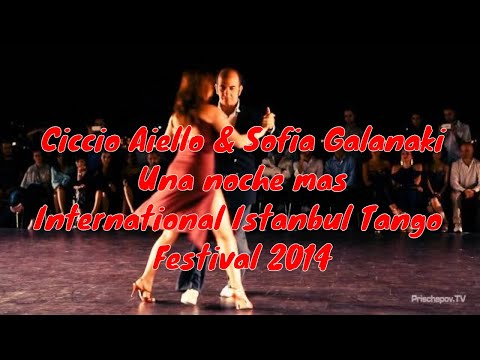 Ciccio Aiello & Sofia Galanaki, 1-3, International Istanbul