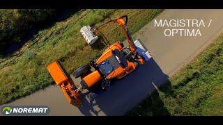 MAGISTRA 83T - OPTIMA M57T | Fauchage et élagage !