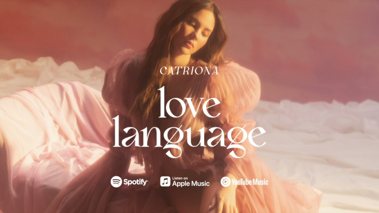 DOWNLOAD Catriona – Love Language (Official Audio) Mp3 song
