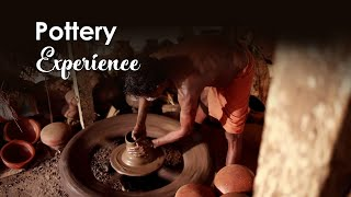 The Art of Pottery Making | Learning Experience Packages | Kerala Responsible Tourism Mission