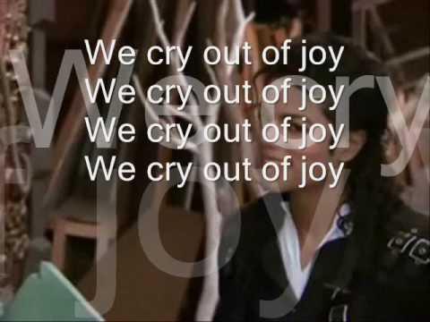 Akon-Cry out of Joy (Michael Jackson Tribute) Lyrics