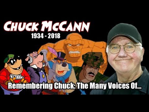 Chuck McCann TRIBUTE  In Memoriam The Many Voices  Characters of...