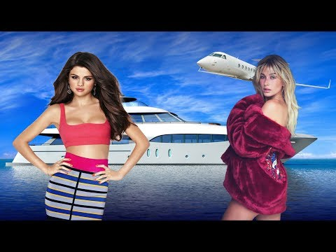 Lifestyle Of Selena Gomez vs Hailey Baldwin 2018 | Who has better lifestyle ?