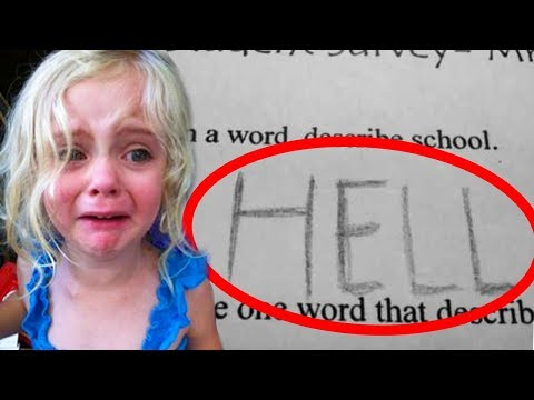 Download Youtube: 10 Hilarious Answers Kids Left on School Tests