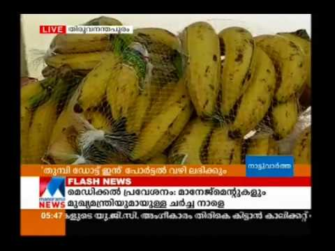 Flowers and vegetables online sale: Manorama News
