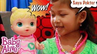 Download Video Baby Alive.🌟 Unboxing Mainan Anak Perempuan Boneka Bayi Lucu Bisa Kencing💖 Drama Anak Lucu MP3 3GP MP4