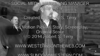Sundown Western web TV series show SEASON 2 SLIDESHOW