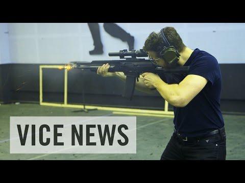 Rebranding the AK-47: A Weapon of Peace
