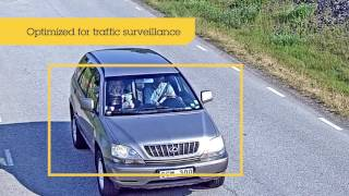 AXIS Q1615-E Mk II vidéo