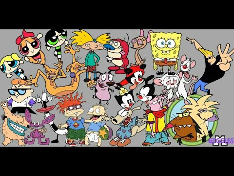Guess The 90s Cartoon Theme