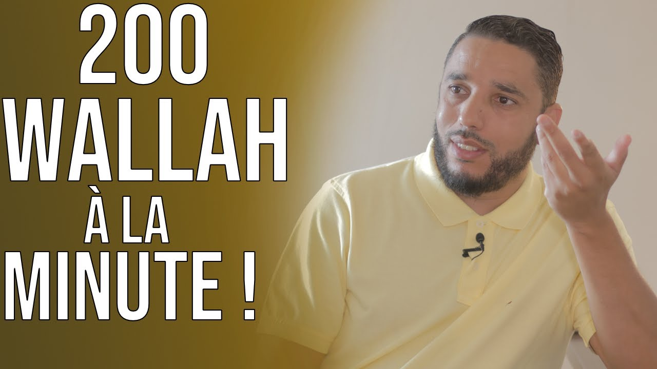 Download 200 WALLAH À LA MINUTE - QUAND ET COMMENT JURER ?