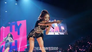 190427 Kick It @ Blackpink In Your Area Hamilton Canada Concert Live Fancam