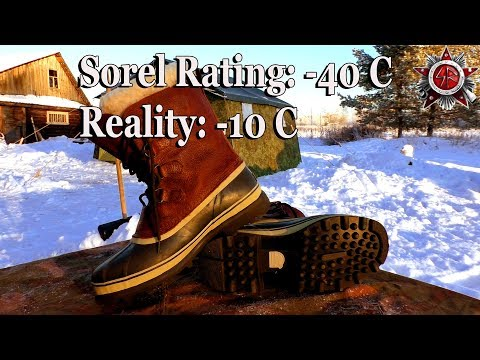 WATCH BEFORE BUYING SOREL CARIBOU BOOTS 2018