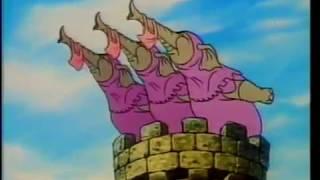 1984 Disney Robin Hood Dealer Sales and Preview Tape