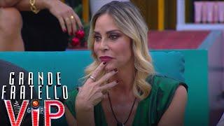 Grande Fratello VIP - Samantha de Grenet decide di non dare l'immunità a Stefania Orlando