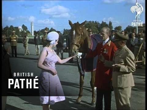 Royal Tour Of Ethiopia (1965)