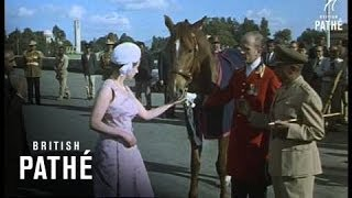 Royal Tour Of Ethiopia (1965)