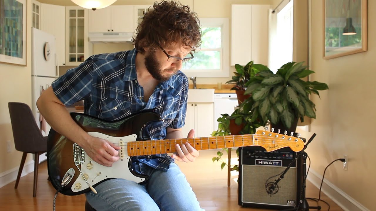 "Elliott Smith's ""Between the Bars"": Guitar Arrangement & Lesson"