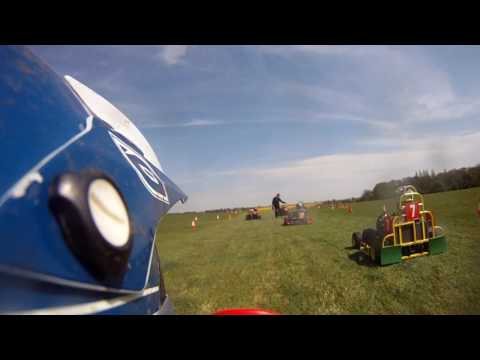 GOPRO 60FPS: 1st Race