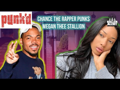 Chance The Rapper Punks Megan The Stallion Gorilla Vs Her Dog Foe Youtube