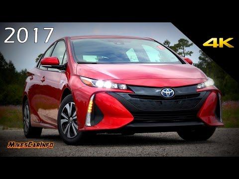 2017 Toyota Prius Prime - Ultimate In-Depth Look in 4K