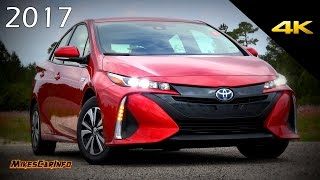 2017 Toyota Prius Prime - Ultimate In-Depth Look in 4K