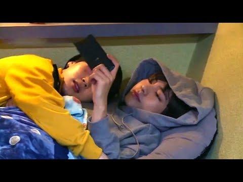 BTS Vmin Cute Moments  (氚╉儎靻岆厔雼� / 闃插季灏戝勾鍥�)