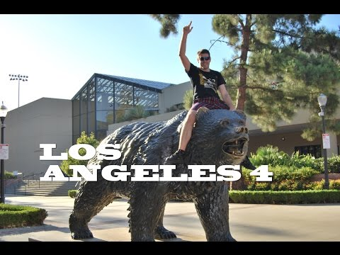 Universidad de California | LOS ÁNGELES #4 #USAtrip11