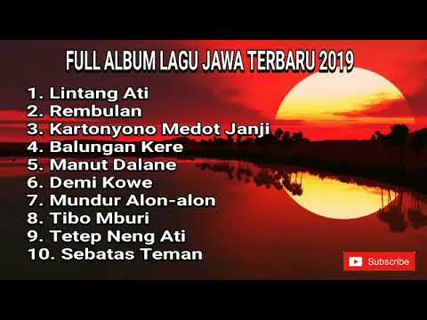 Lagu Jawa Terbaru Full Album 2019 Mundur Alon Alon