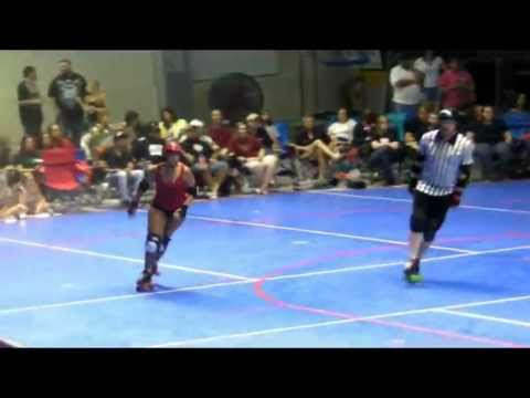 DyMan Does Derby Devils