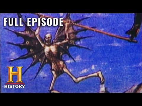 The Black Death Threatens the World | Ancient Mysteries (S4, E25) | Full Episode | History