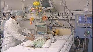 Русфонд: сбор денег на лечение Димы, который не может дышать