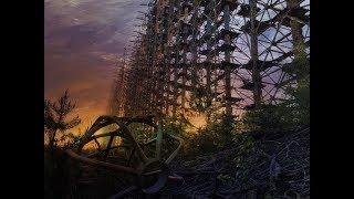 Забытый объект Чернобыльской зоны отчуждения