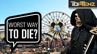 10 Shocking Deaths at Disney Parks