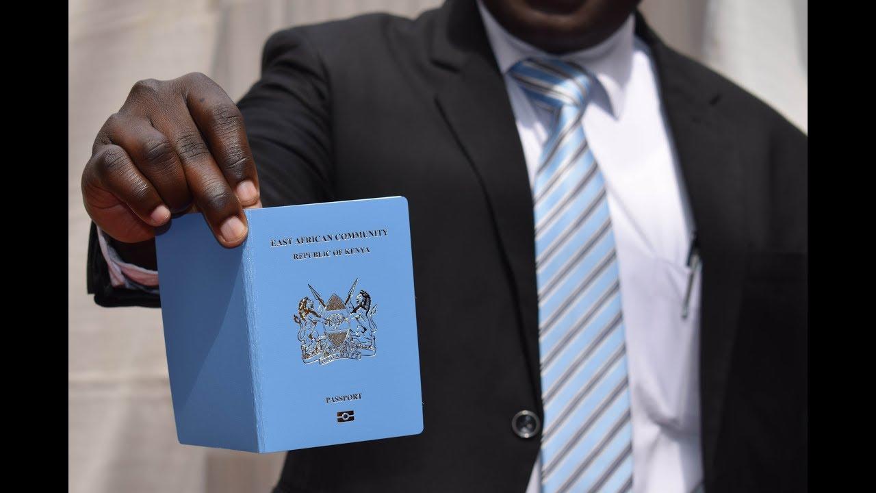 Photo of e-Passport Application Kenya: How To Get The New Kenyan Passport