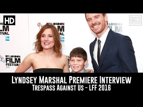 Lyndsey Marshal   Trespass Against Us LFF Premiere
