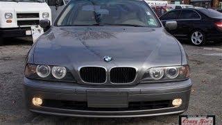 2005 BMW 5 Series 525i Sedan
