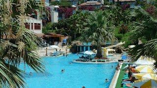 Justiniano Club Alanya 4* Турция, Алания - хороший семейный отель Турции!(, 2015-02-01T12:37:41.000Z)