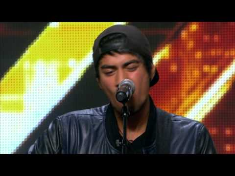 Absolutely unique performance by Beau Monga - The X Factor NZ on TV3 - 2015