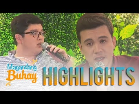 Magandang Buhay: Arjo and Gab Atayde treat each other as brothers