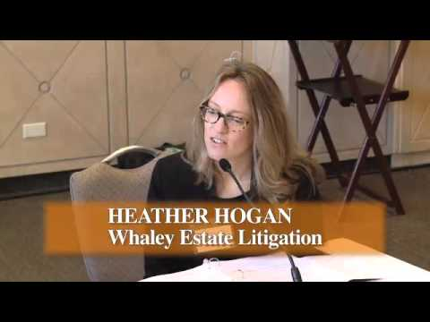 """""""100 Questions about a Will Challenge"""" – Examination & Cross Examination of lawyer who drafted  Will"""