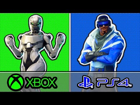 Which Console Has Better Fortnite Skins? (Ranking All Fortnite Promo Skins)