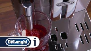 Delonghi pipette nozzle hot water coffee machine Primadonna S Evo ECAM510.55.M