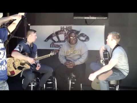 Pullman Standard w/ KJAG Radio LIVE and Direct RockIsland Wichita KS 2/13/2014