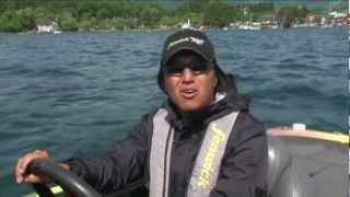 バスワールド9月号付録DVD「The Perfect Finesse Bible 」のYouTube版。 バスフィッシングシーンで注目されるフィネススタイル。 従来のフィネスな釣りを...